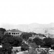 c.1900 View over Garden Road