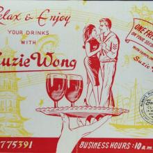 Relax with Suzie Wong