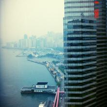 View from the Grand Hyatt Hong Kong