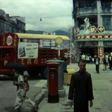 1950s Junction of Mong Kok Road and Nathan Road