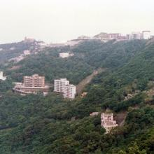 View on Barker Road_1987