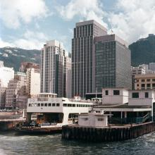 Vehicular Ferry Pier may 1967