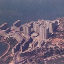 Hong Kong, Wah Fu Estate, Government Low Cost House