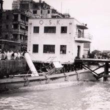 1937 Typhoon damage