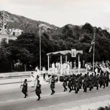 1957 Gascoigne Road - Queen's Birthday Parade
