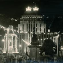 1937 KGVI Coronation Illuminations