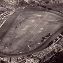 1935 Over Happy Valley Racecourse