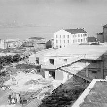 Holts wharf godown in c. 1910s