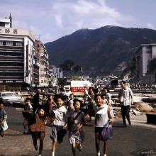 1962 Junction of Castle Peak and Tai Po Roads