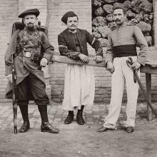 french troops 1900