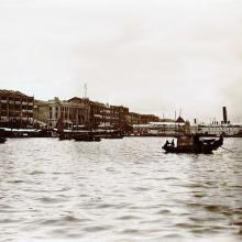 1920s Western point waterfront