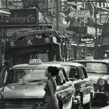 Lady & Taxi - Late 60s