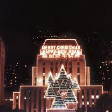 Hongkong Bank 1980 Christmas