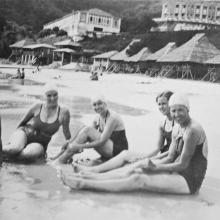 Hong Kong, Repulse Bay, 1937