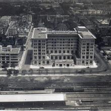 c.1927 Aerial view of TST