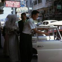1960s Cameron Road - Wedding Day