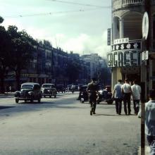1950s Junction of Nathan and Jordan Roads
