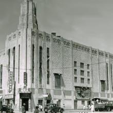 1940s Alhambra Theater / Nathan Road