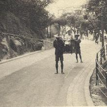 Issie still in the sedan chair and the chair still in Hong Kong Sep 1933