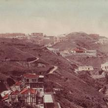 1880s Buildings on the Peak