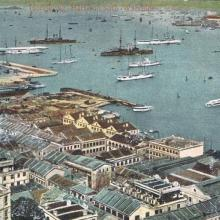 1900s Royal Naval Dockyard