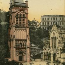 1900s Roman Catholic Cathedral Campanile