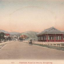 1910s Chatham Road looking towards Gun Club Hill