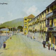 1910s Praya East (Johnston Road)