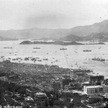1930s Harbour West and Stonecutters Island