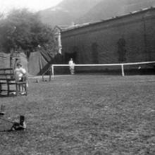 1930s Naval Yard Tennis Courts