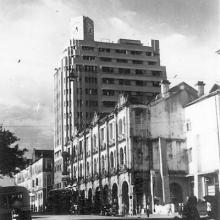 1940s HK Telephone Building