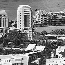 1950s Central Panorama