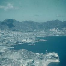 1950s Kai Tak (long shot)