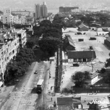 1950s Corner of Austin and Nathan Rd