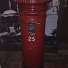 Queen Victoria Postbox No. 25