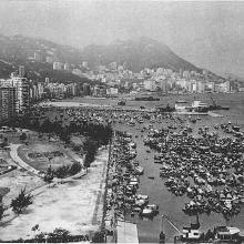 1960s Causeway Bay Typhoon Shelter