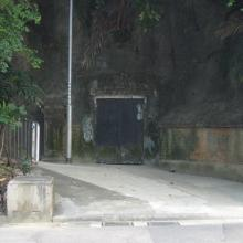 A.R.P. Tunnels in Central