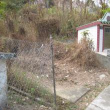 Luk Keng pillboxes - getting there