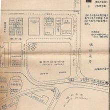 1950s Map of Central district