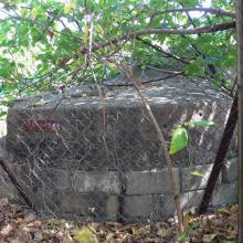 Japanese pillbox at Tai Hom / Diamond Hill