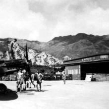 RAF Hangar, Tai Hom / Diamond Hill