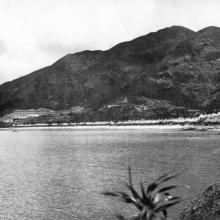 1920s Repulse Bay Beach from Middle Bay