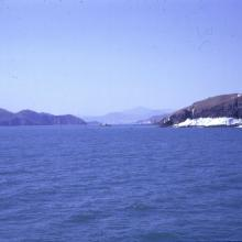 1966 Hong Kong harbour - Eastern entrance