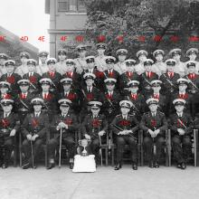 1940 HK Police and reservists