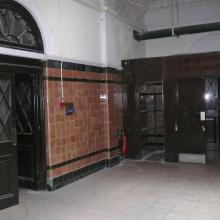 Entrance to Court One, Cemtral Magistracy