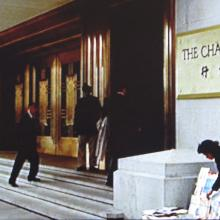 """The Chartered Bank - from """"The World of Suzie Wong"""""""