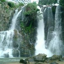 Wah Fu Waterfall