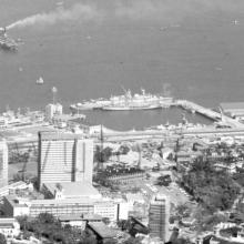 1965 View over Admiralty