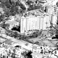 1965 View over LRC and Garden Road