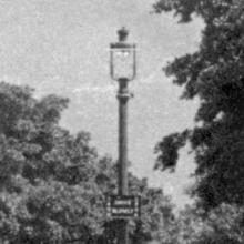 1920s Street lamps on Nathan Road